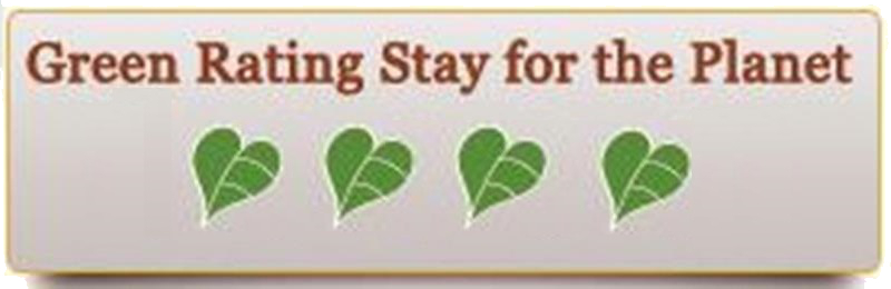 Stay for the Planet green rating sostenibilità BEST WESTERN David Palace Hotel di Porto San Giorgio.